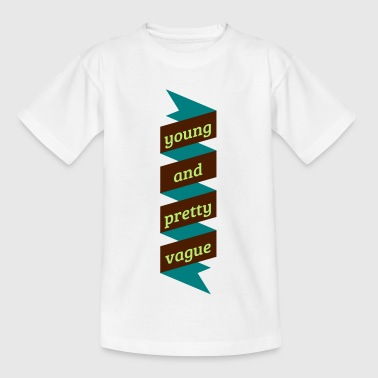 young vague - Kids' T-Shirt