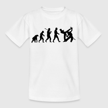 Evolution: Capoeira - Kids' T-Shirt