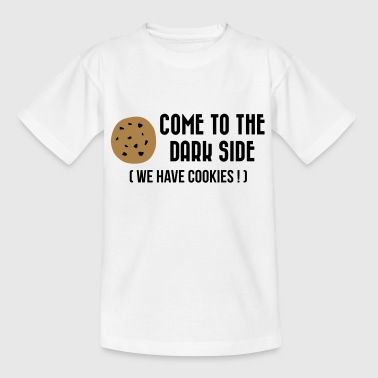 Come to the Dark Side (We have cookies !) - Kids' T-Shirt