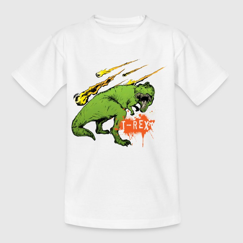 Animal Planet T-Rex - T-shirt barn