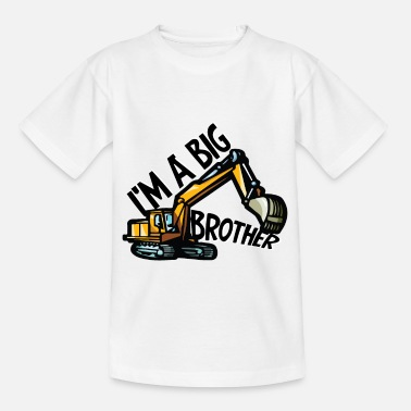 Brother Brother Siblings Family Big Brother - Kids' T-Shirt