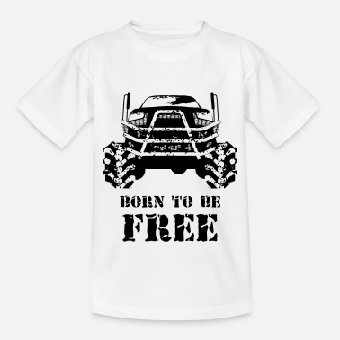 Monster Truck Monster truck - T-shirt Enfant