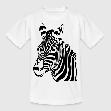 Zebra - Kinder T-Shirt