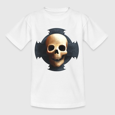 Skull Cross - T-shirt Enfant