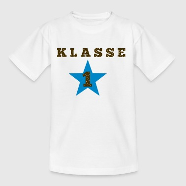 Klasse 1 - Kinder T-Shirt