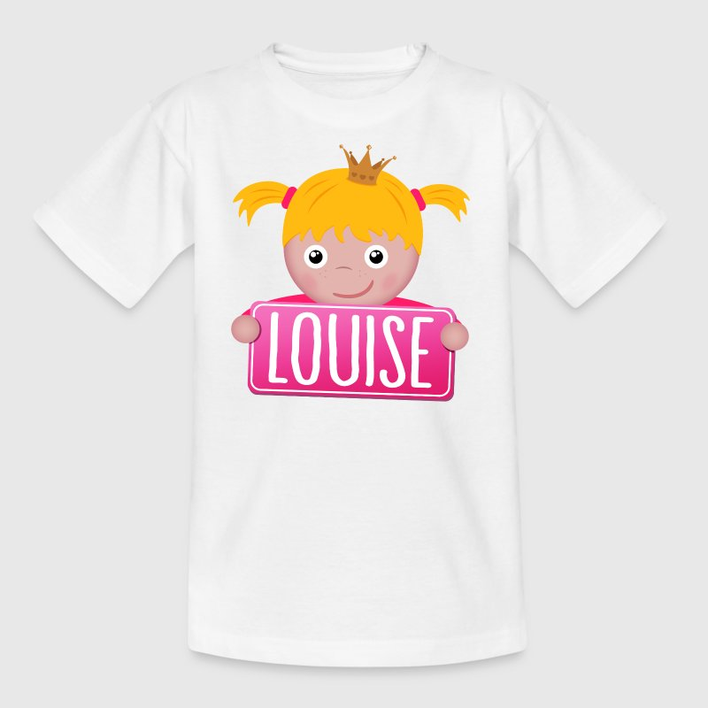 Little Princess Louise - T-shirt Enfant