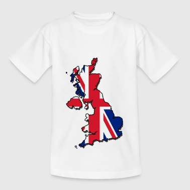 UK Flag  - Kids' T-Shirt