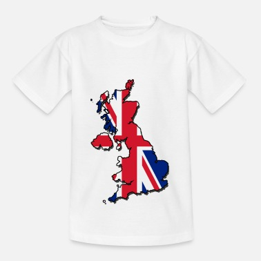 Uk Flag UK Flag  - Kids' T-Shirt