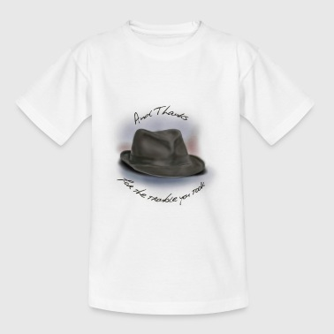 Hat for Leonard 1 - Kids' T-Shirt