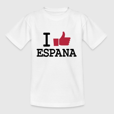 I like Espana full - T-shirt Enfant