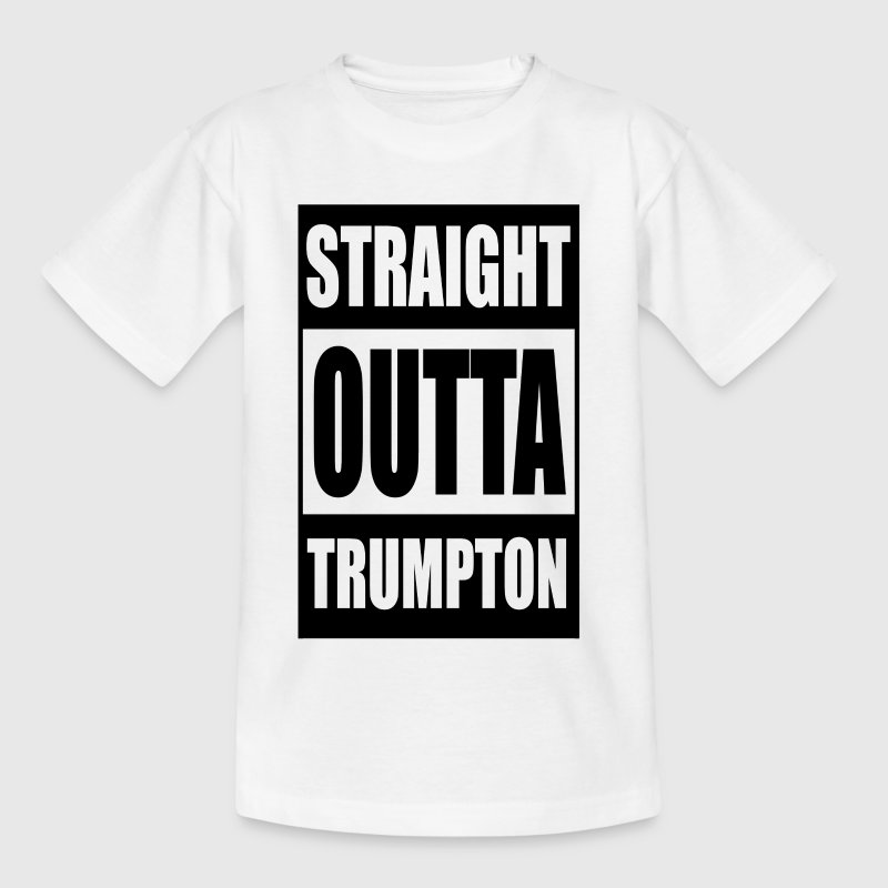Straight Outta Trumpton - Kids' T-Shirt