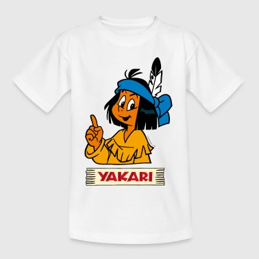 Yakari 'hey!' Pull  - T-shirt Enfant