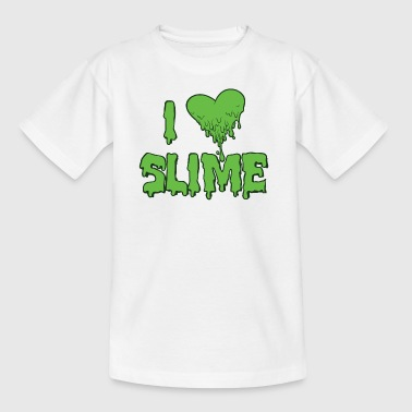 How to make slime - Kids' T-Shirt