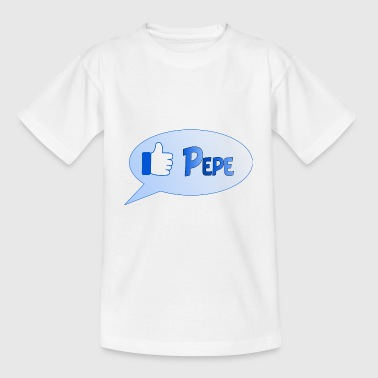pepe - Kinder T-Shirt