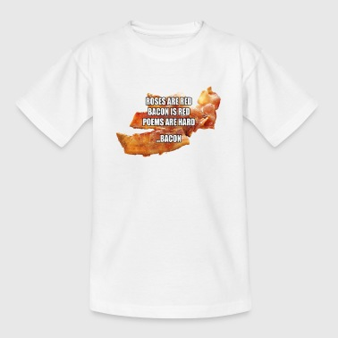 Bacon is Red - Kids' T-Shirt