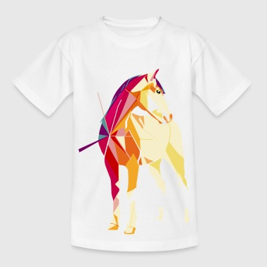 Pferd - Kinder T-Shirt