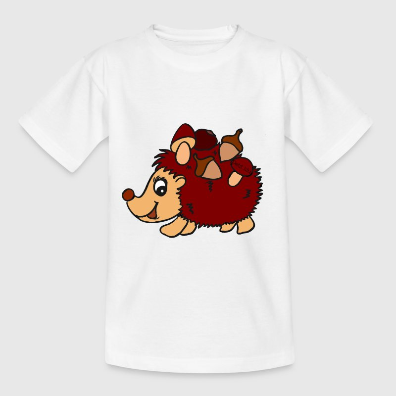 Petit lilü ~ little Igel ~ - Kinder T-Shirt