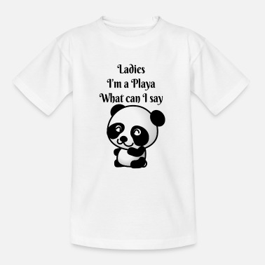 Playa I'm a Playa - Kids' T-Shirt