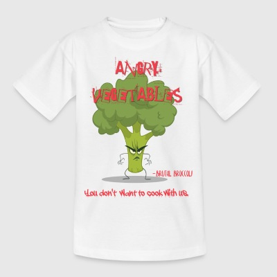 Brutal broccoli - T-shirt barn