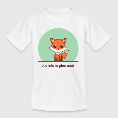 Kawaii Fox boy - T-shirt Enfant