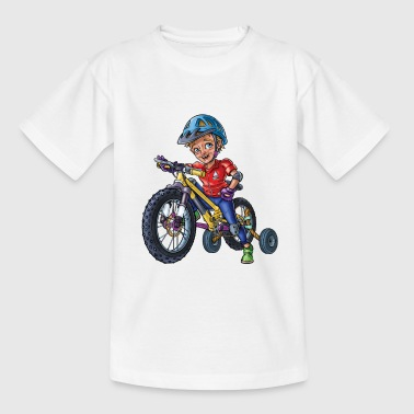 Little biker - Kids' T-Shirt
