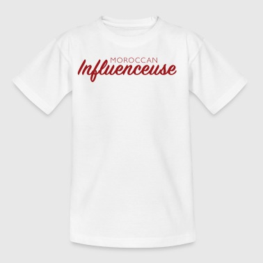Moroccan Influencer - Kids' T-Shirt