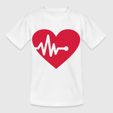 Palpitation - Kids' T-Shirt