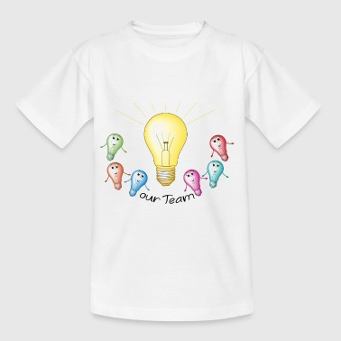Ensemble de lampe - T-shirt Enfant