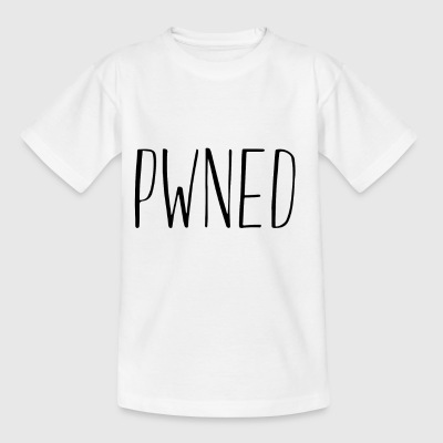 pwned - Kids' T-Shirt