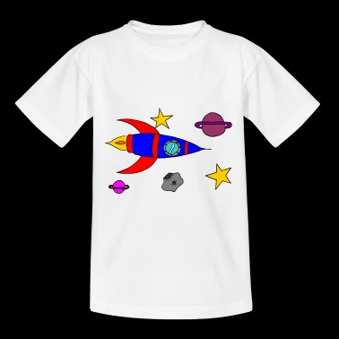 fuse e space - Kids' T-Shirt