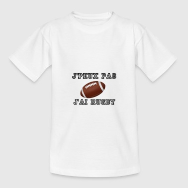 rugby - Kids' T-Shirt