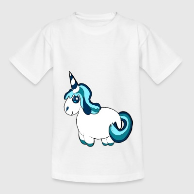 unicorn ice cream - Kids' T-Shirt