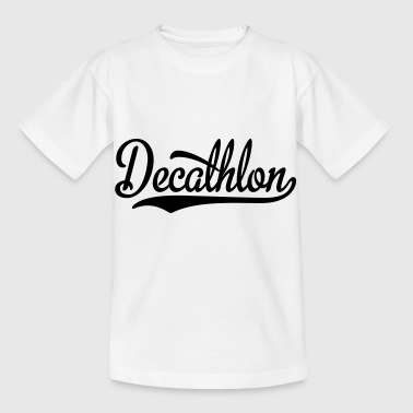 tee shirts decathlon commander en ligne spreadshirt. Black Bedroom Furniture Sets. Home Design Ideas