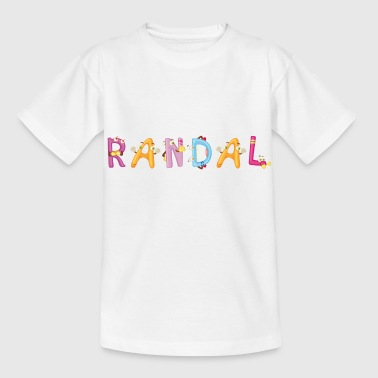 Randal - Kinder T-Shirt