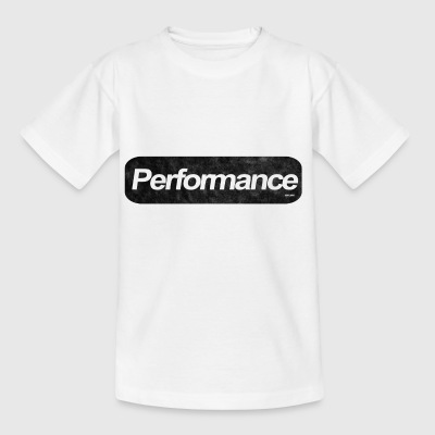VINTAGE PERFORMANCE - T-shirt Enfant