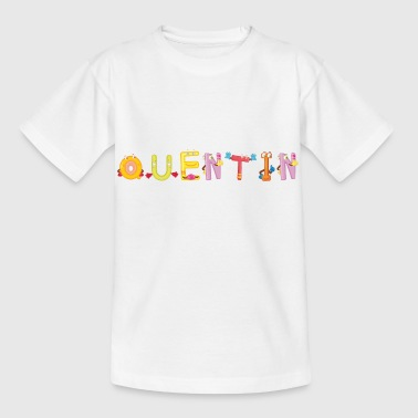 Quentin - Kinder T-Shirt