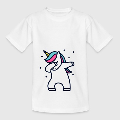 Unicorn Dab Dabbing Unicorn Gift - Kids' T-Shirt