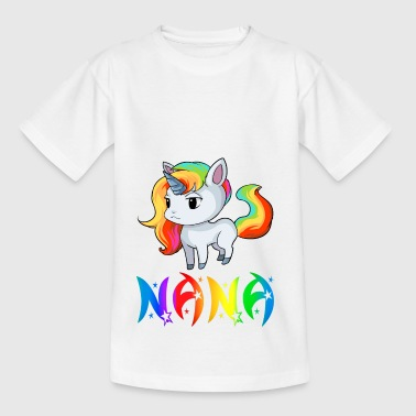 Unicorn Nana - T-shirt Enfant