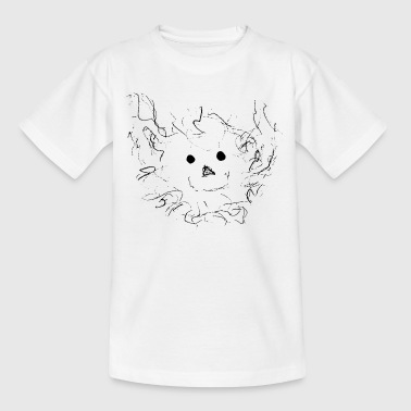 curly - Kids' T-Shirt