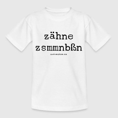 Zähne - Kinder T-Shirt