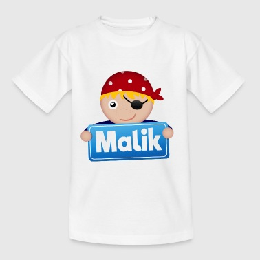 Little Pirate Malik - Kids' T-Shirt