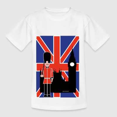 GUARD FLYING JACK UND BIG BEN - Kinder T-Shirt