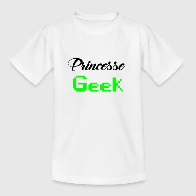 princesse geek - T-shirt Enfant