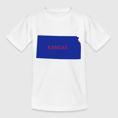 Kansas - Kids' T-Shirt
