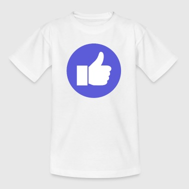 Thumb Up LIKE - T-shirt Enfant