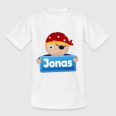 Petit Pirate Jonas - T-shirt Enfant