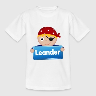 Little Pirate Leander - Kids' T-Shirt