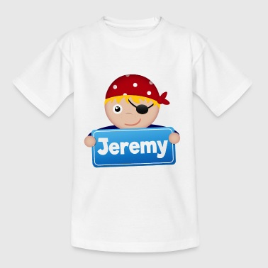 Petit Pirate Jeremy - T-shirt Enfant