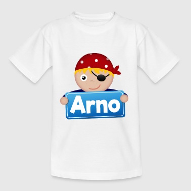Lite Pirate Arno - T-skjorte for barn