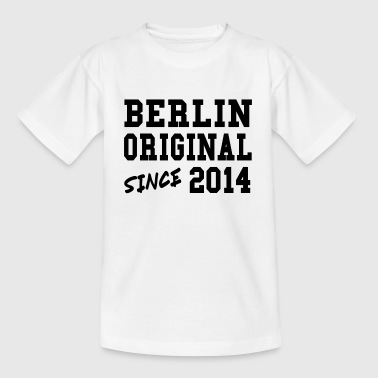 Berlin Original 2014 Shirt Cool child gift - Kids' T-Shirt